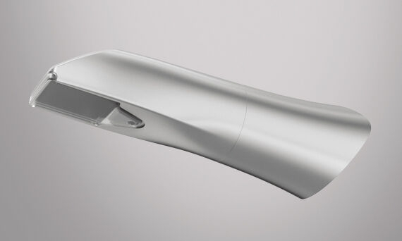 Stainless steel sleeve for Primescan/CEREC Primescan, autoclavable, disposable window